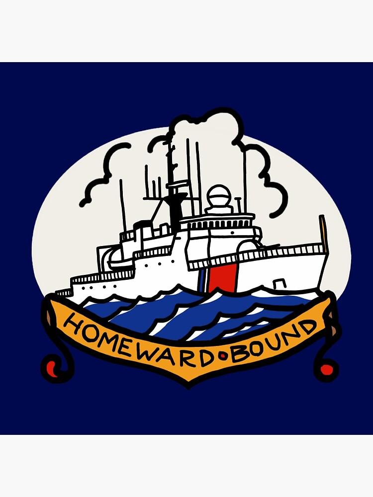 Coast Guard 270 Homeward Bound by AlwaysReadyCltv