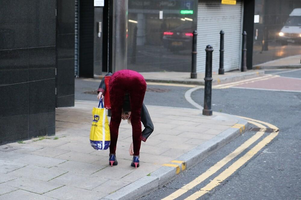 No Parking by Graham Geldard