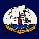 Coast Guard 210 Homeward Bound  by AlwaysReadyCltv