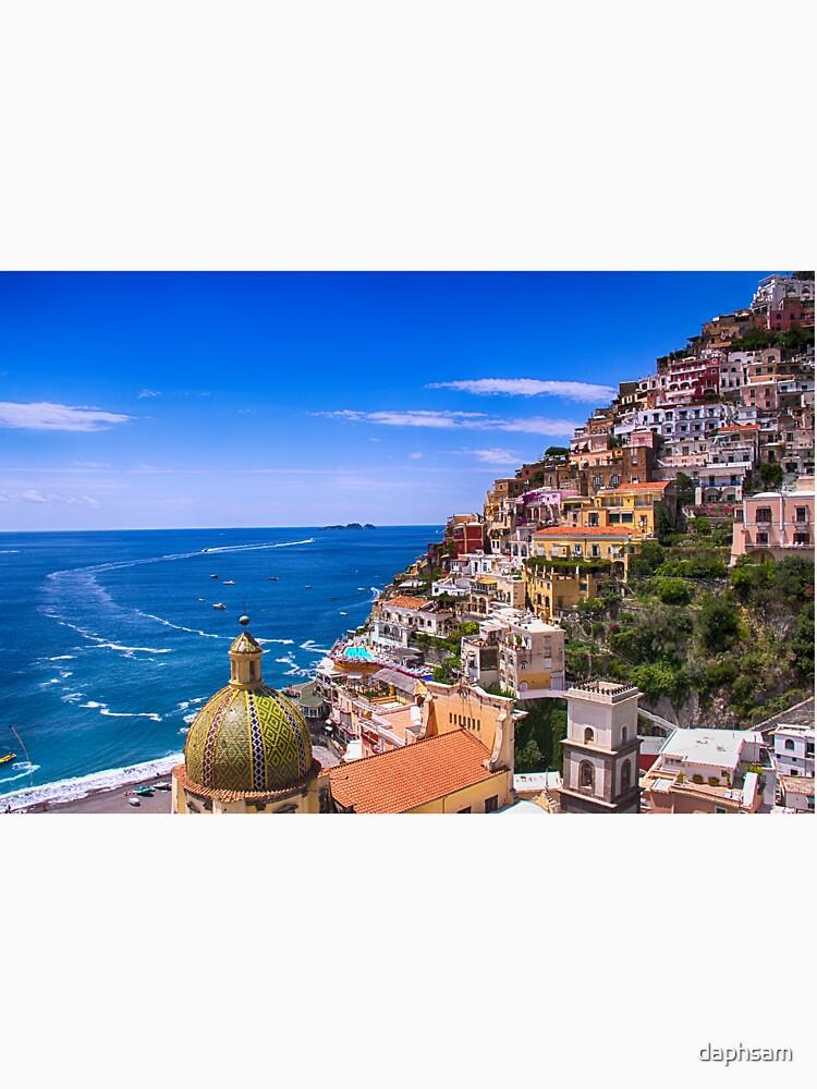 Liebe von Positano Italien von daphsam