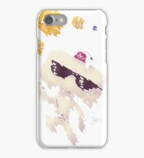 Hexahedrons iPhone Case/Skin