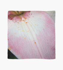 Pink Lily Toungue Scarf