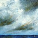 Storm coming by Carole Russell
