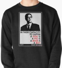 VeganChic ~ Philip Wollen Inspire Pullover Sweatshirt