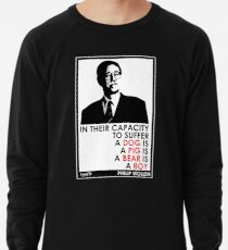 VeganChic ~ Philip Wollen Inspire Lightweight Sweatshirt