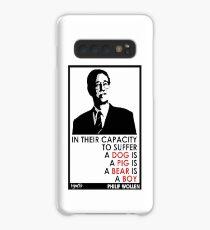 VeganChic ~ Philip Wollen Inspire Case/Skin for Samsung Galaxy
