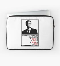 VeganChic ~ Philip Wollen Inspire Laptop Sleeve