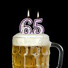 65. Geburtstags-Bier von Maria Dryfhout