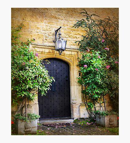 Opulent doorway  Photographic Print