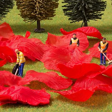 The Rose Petal Collectors 2 by silversnapper1