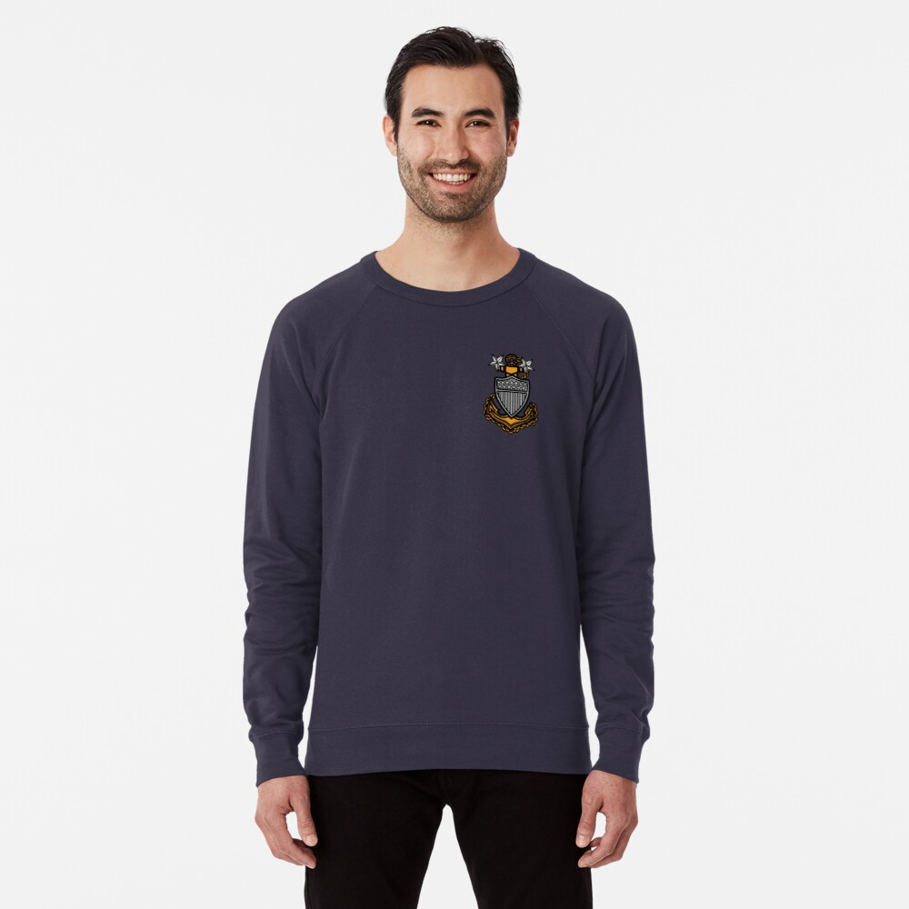 Coast Guard Master Chief Anchor Lightweight Sweatshirt