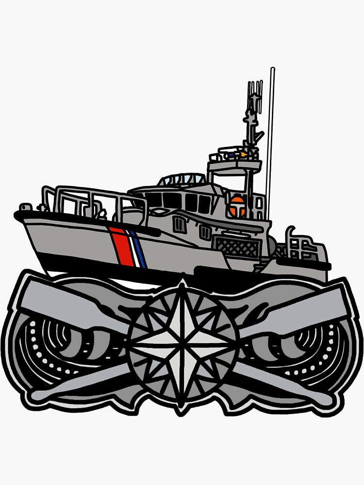 Coast Guard 47 MLB Coxswain by AlwaysReadyCltv