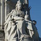Queen Victoria by Sandra Fortier