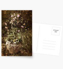 Vintage Planter Postcards