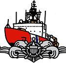Coast Guard Polar Cutterman  by AlwaysReadyCltv