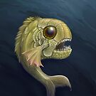 Hairy Fish Critter by Peter Fitzpatrick