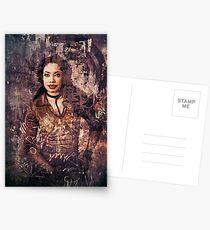 Zoe Postcards