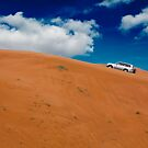 Dune Bashing, Fujairah by Amanda White