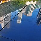 Singapore reflections by Adri  Padmos