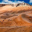 Fujairah Dunes by Amanda White