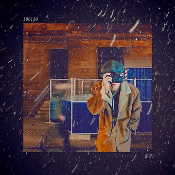 190130 Scenery: V Soundcloud Song Phone Case (BTS) Taehyung KPOP by Caroline-Wang