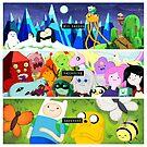 Time Adventure by raediocloud