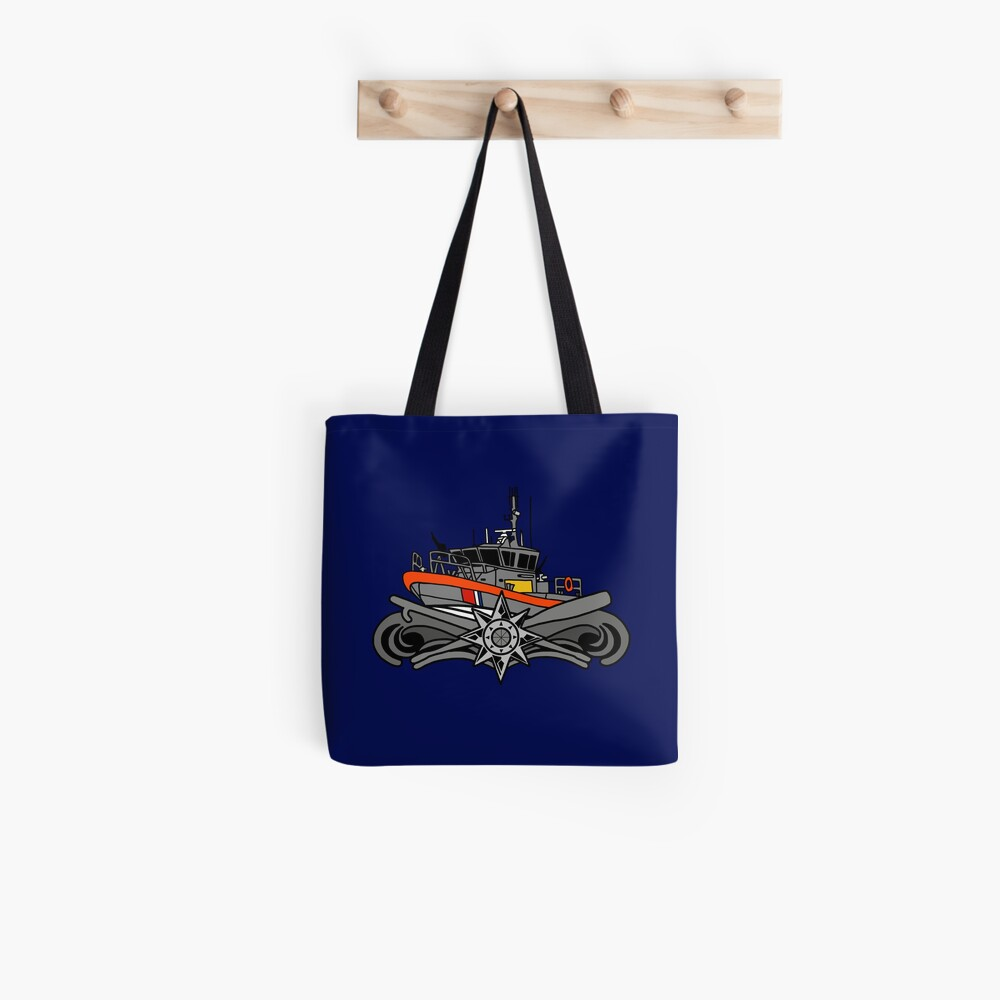 Boat Forces Insignia - 45 RB-M Tote Bag