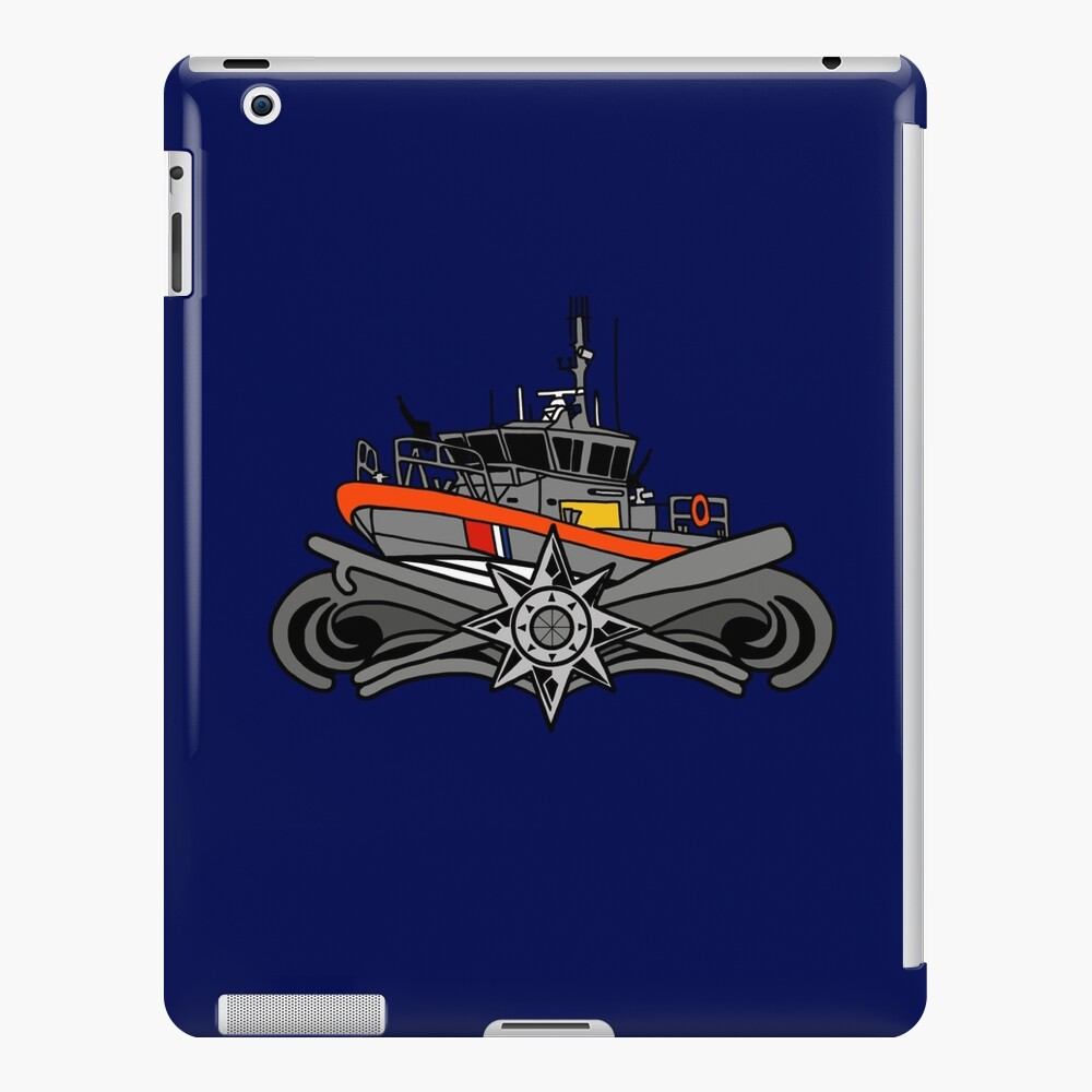 Boat Forces Insignia - 45 RB-M iPad Case & Skin