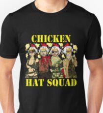 MGSV Chicken Hat Squad T-Shirt
