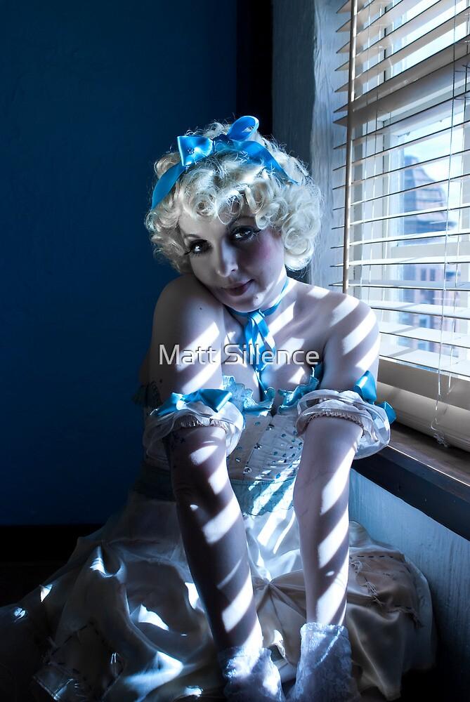 The Doll - burlesque by Matt Sillence