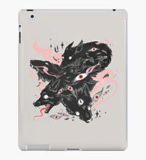 Wild Wolves With Many Eyes iPad Case/Skin