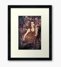River  Framed Print