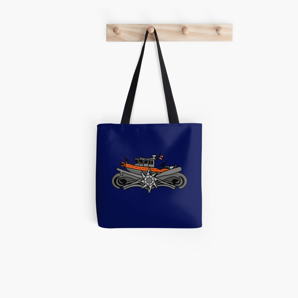 Boat Forces Insignia - 25 RB-S Tote Bag