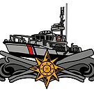 Advanced Boat Forces Insignia - 47 MLB by AlwaysReadyCltv