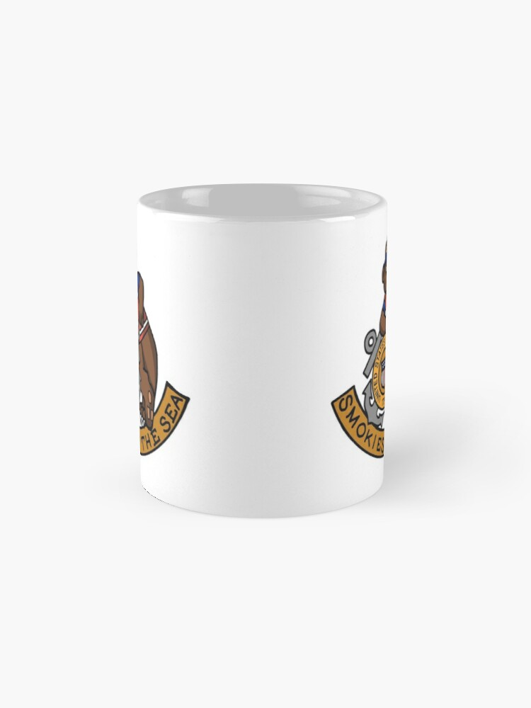 Alternate view of Smokies of the Sea ODU Mug