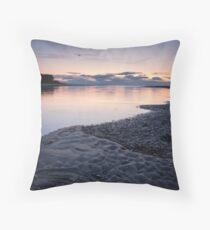 Findhorn Dusk Throw Pillow