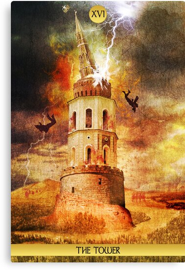 XVI The Tower by Rossman72