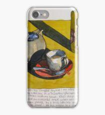 tea and sunshine on oxford street iPhone Case/Skin