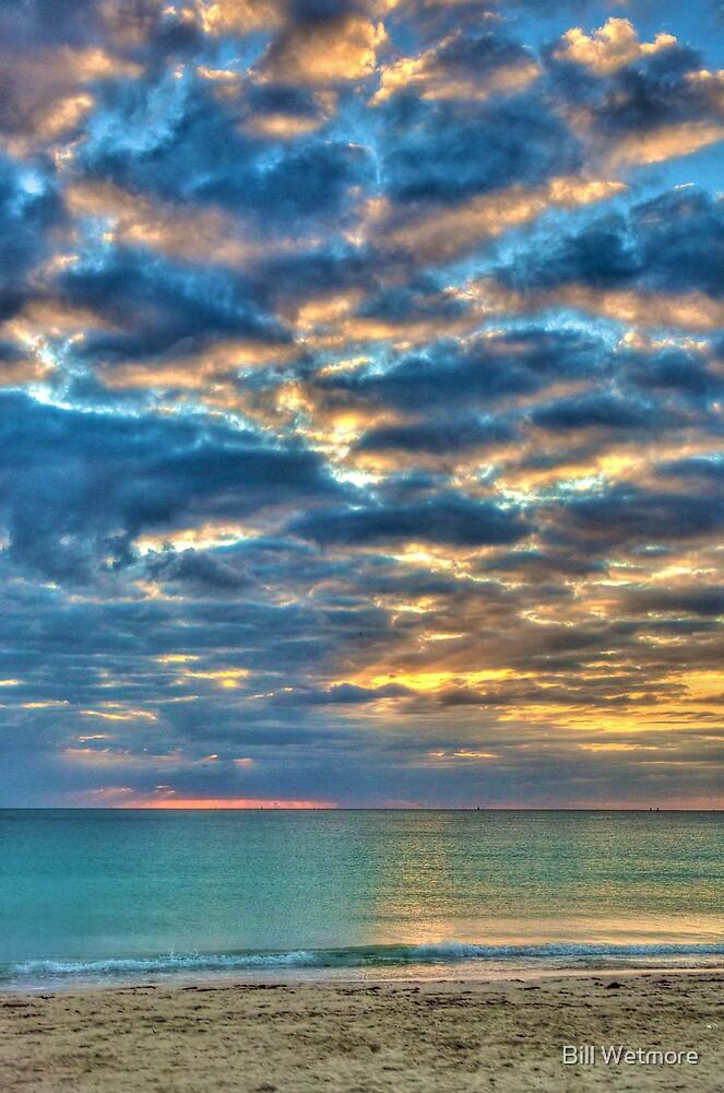 Sunrise? by Bill Wetmore