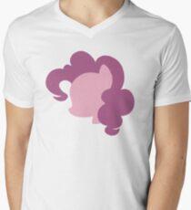 Pinkie Pie Men's V-Neck T-Shirt