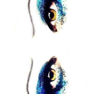 Darren is Hedwig Eyes  by xmisscriss