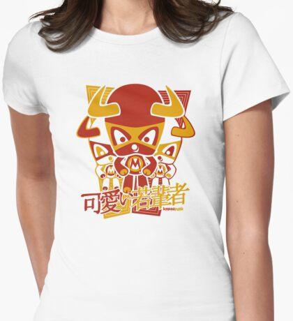Minotaur Mascot Stencil T-Shirt
