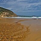 Approaching storm, Wilsons Promontory, Victoria by johnrf