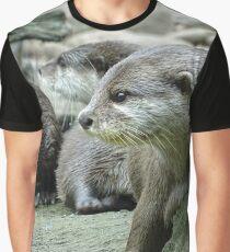 Otter Graphic T-Shirt