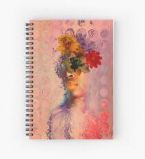 Distant Spring Dreams Spiral Notebook