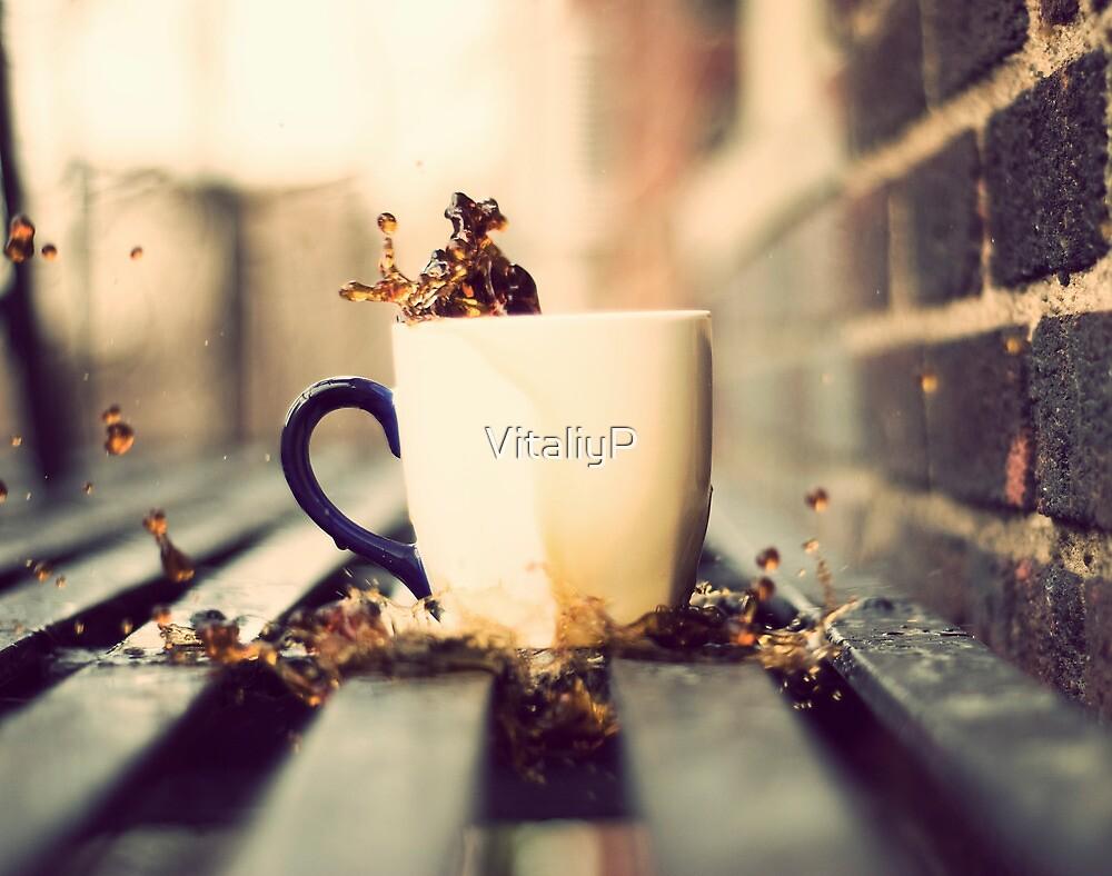 pushing through. by VitaliyP