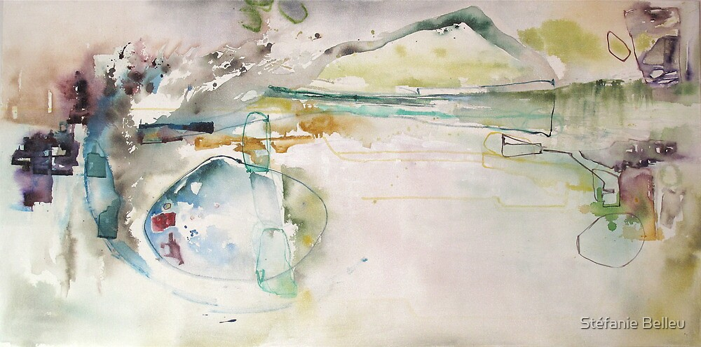 Floating by Stéfanie Belleu