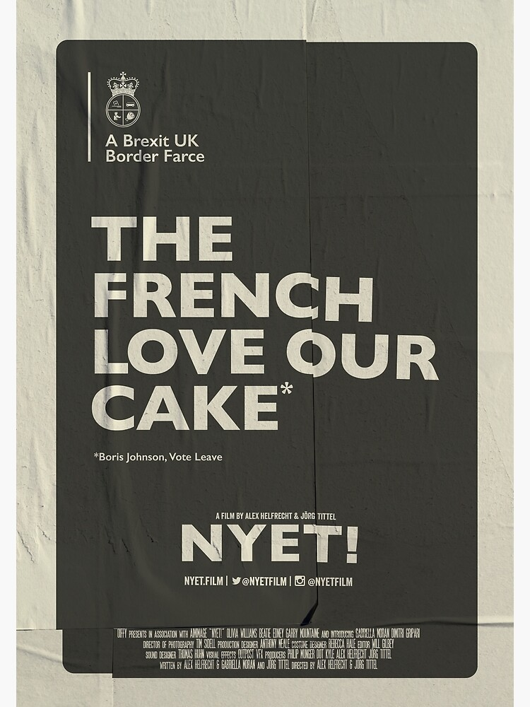 The French Poster by nyetfilm