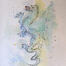 Paul's dragon by Pat  Elliott