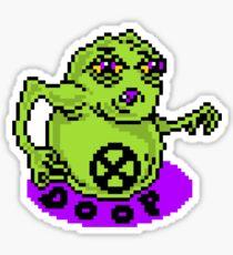 Retro Doop Sticker
